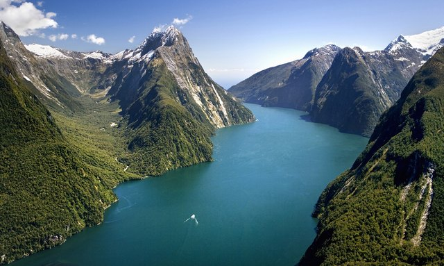 New Zealand Promoted as a Charter Destination