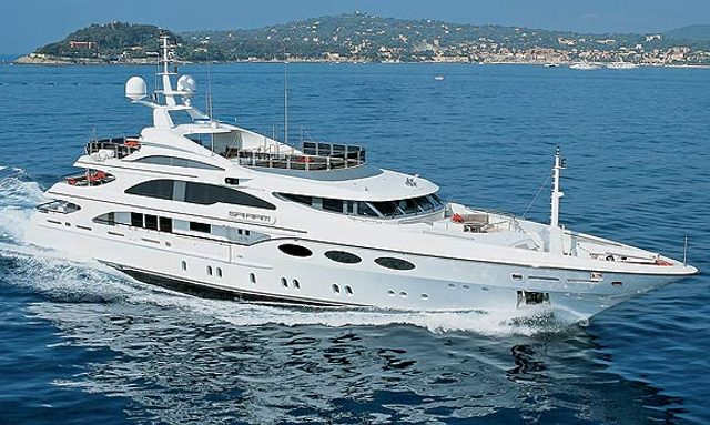Motor Yacht Sai Ram Available For Charter