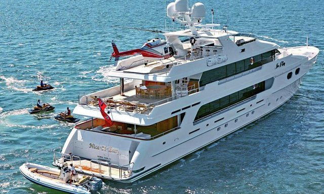 Superyacht 'TOP FIVE' Offering Florida and Bahamas Charters
