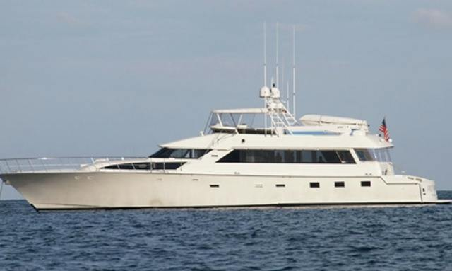 FIRST HOME yacht cruising in the Bahamas