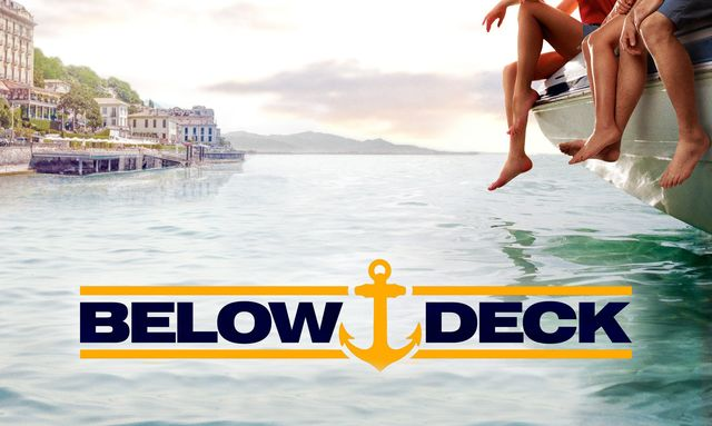 Below Deck yachts gathering fro Palm Beach Boat Show