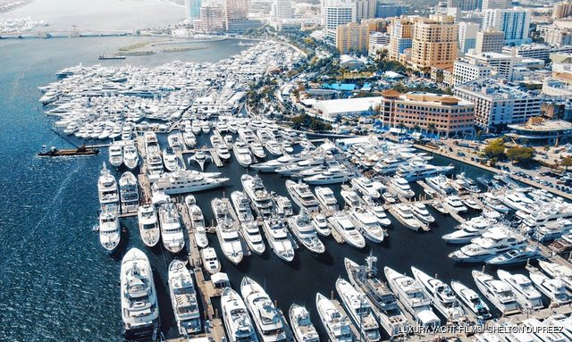 Miami Boat Show Dates 2020.2020 Yacht Shows Boat Shows Yacht Charter Fleet