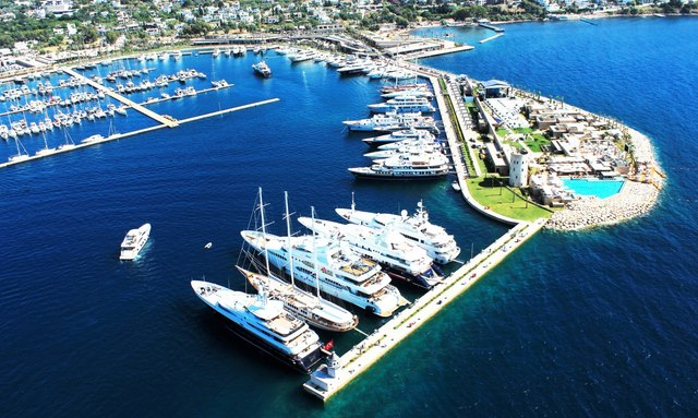 TYBA Yacht Charter Show