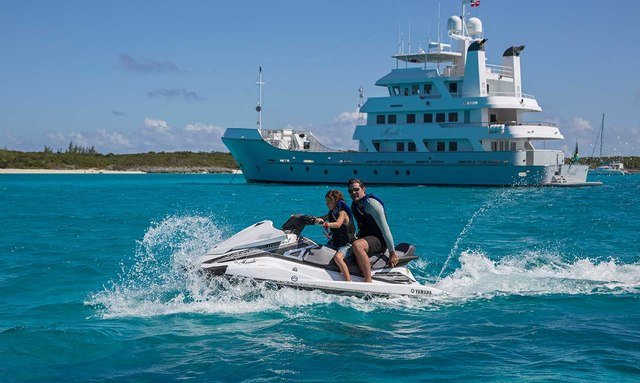 M/Y MARCATO Joins the Charter Market
