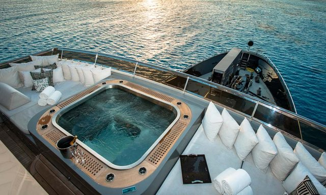 M/Y 'Plan B' Open For Charter In Costa Rica