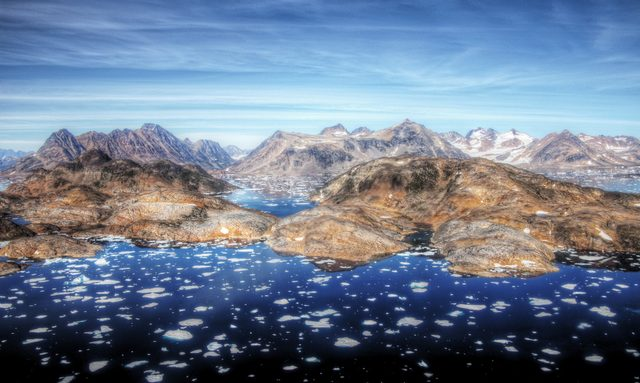 Discover Greenland On Board M/Y PIONEER