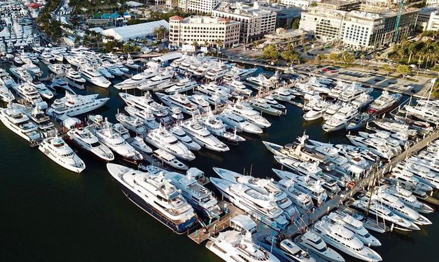All the highlights from the 2019 Palm Beach Boat Show