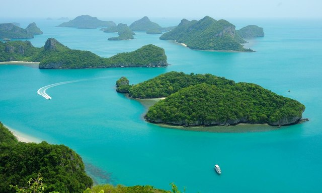 Superyacht Marina Planned for Koh Samui, Thailand