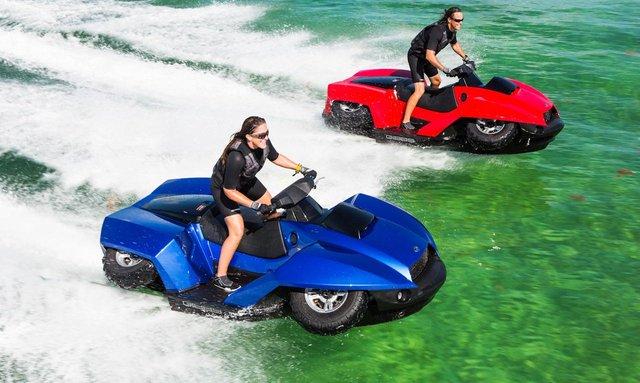'Quadski' – Exciting New Superyacht Toy