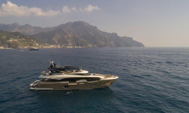 M/Y VIVALDI opens for charter in the East Mediterranean