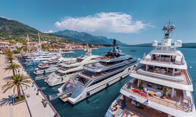 Montenegro Yacht Show 2015