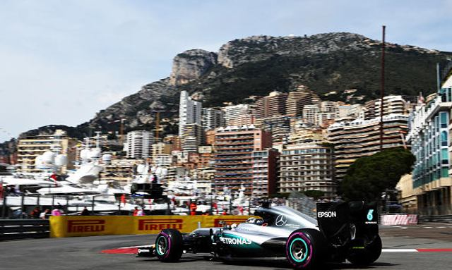 Lewis Hamilton Sets The Pace As Charter Yachts Arrive In Monaco