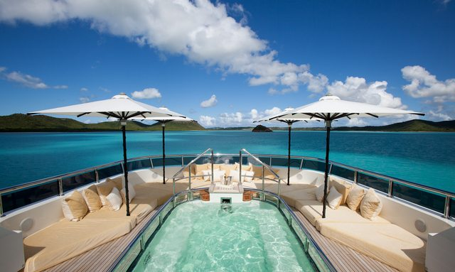 M/Y ROMA offers 25% off Mediterranean yacht charters