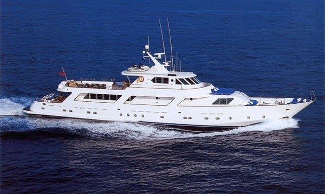 AVA Charter Yacht In Monaco