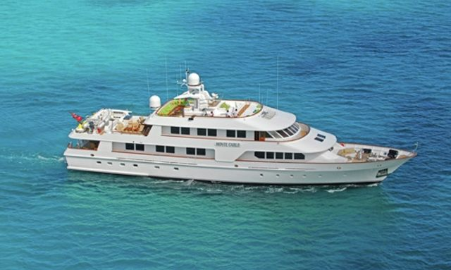 National Lottery Use Charter Yacht