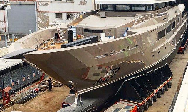 Tankoa prepares to launch brand new 72m M/Y SOLO