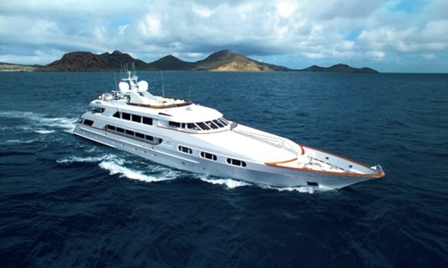 Trinity Yacht Encore New To The Charter Fleet