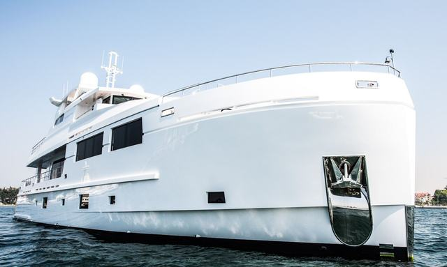 M/Y 'SERENITAS II' Delivered and Open For Charter