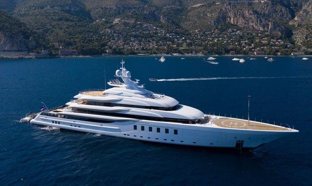 Luxury yacht MADSUMMER set to debut at FLIBS 2019