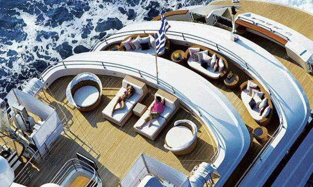 Expansive On Deck Living on O'Mega