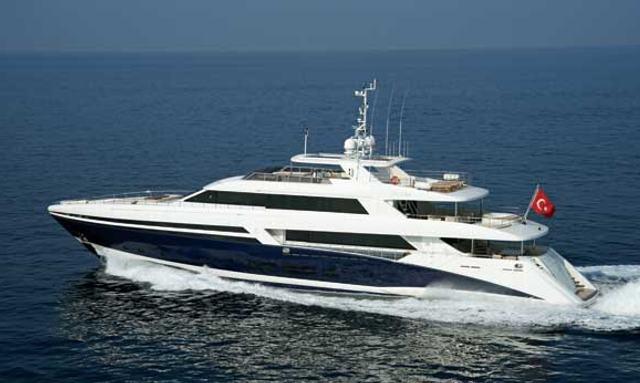 Superyacht Tatiana- Special Charter Rates