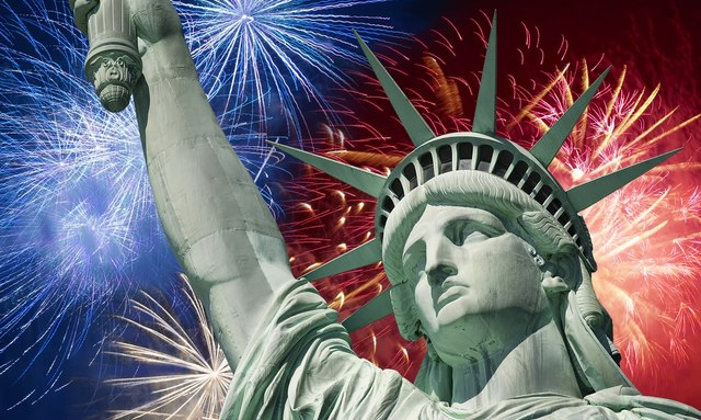Celebrate The Fourth of July