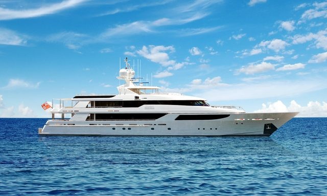 Superyacht 'Chasing Daylight' enters the charter market