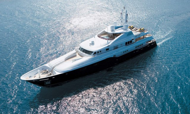 M/Y ODESSA Has Holiday Availability