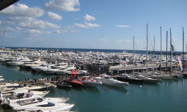 The Genoa Boat Show 2013 Evolves