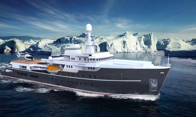 New Charter Yacht 'LEGEND'