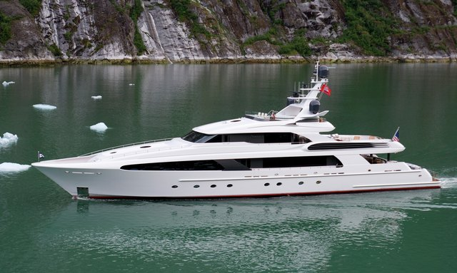Superyacht Usher Available For Charter At Reduced Rates