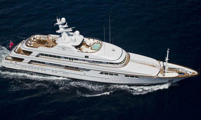 Superyacht FLAG Joins The Charter Fleet