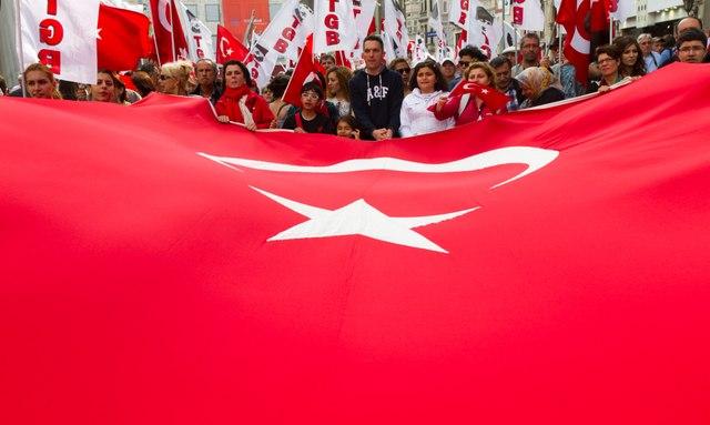 Turkey Riots Travel Advice