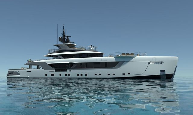 Charter yacht GECO delivered in Greece