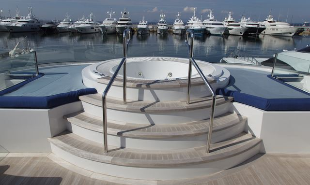 M/Y 'I Sea' Opens for Mediterranean Charters
