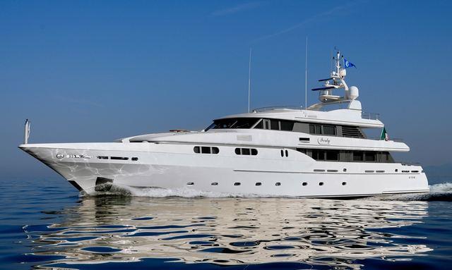 Global Charter Fleet Welcomes M/Y FERDY