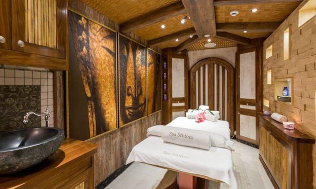 Five star spa facilities on Legend
