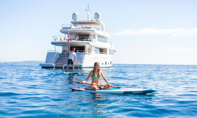 M/Y NARVALO Opens for Caribbean Charters