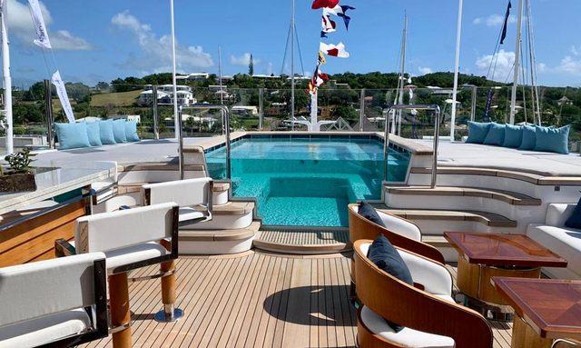 Antigua Charter Show 2019 draws to a close