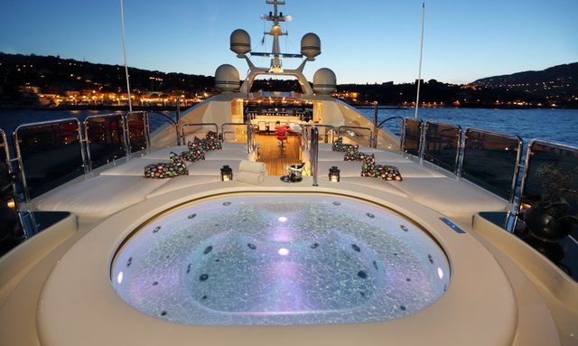 M/Y BASH stars in 'World's Most Luxurious Yachts' documentary