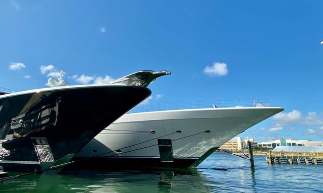 In pictures: All hands on deck for the final preparations at FLIBS 2019