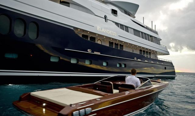 M/Y ELYSIAN Expected To Join The Charter Fleet