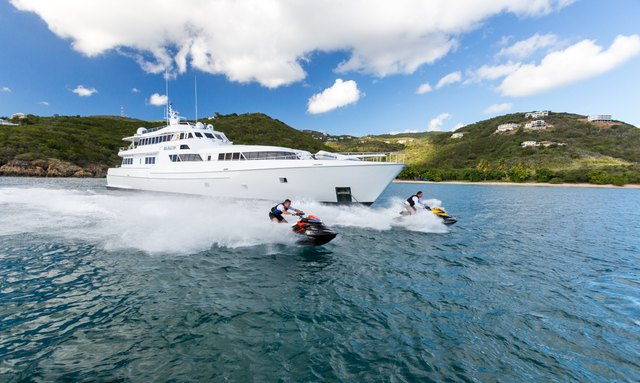 M/Y 'Sea Falcon' Cruises in The Bahamas