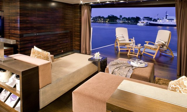 VIP Suite Sea-Level Balcony on Inception