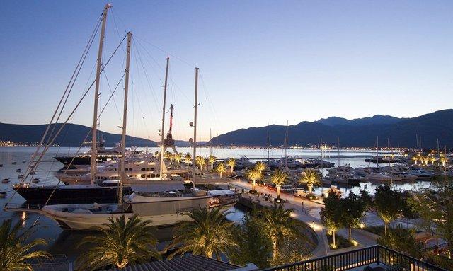 Tax Benefits at Porto Montenegro