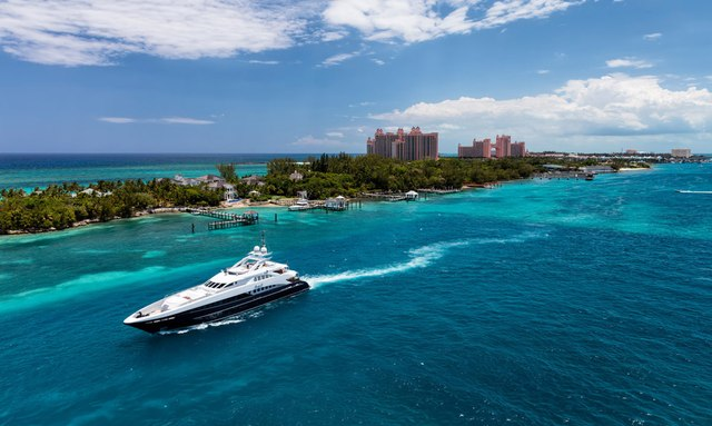 Yacht charter in the Bahamas will resume on June 15