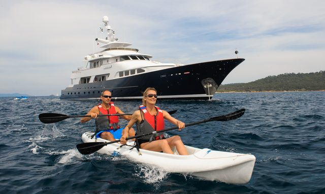 M/Y L'ALBATROS Open for New Year's Charter