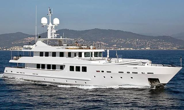 Motor Yacht Out Offered For Charter