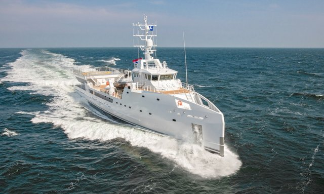 M/Y 'Game Changer' Heads To The Bahamas