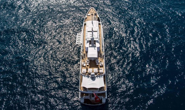 M/Y OCEANA Joins Charter Fleet With Special Offer